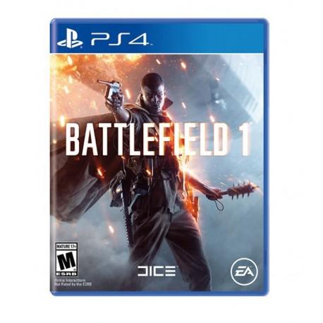 Battlefield 1 jeux ps4