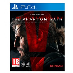 Metal Gear Solid V The Phantom Pain jeux ps4