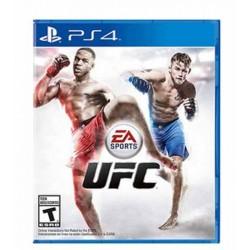 UFC jeux ps4