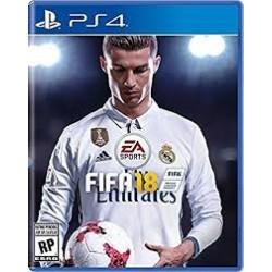 Fifa 18 jeux ps4