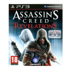 Assassin's Creed Revelations jeu ps3
