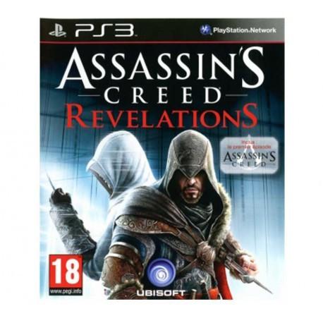 Assassin's Creed Revelations jeu ps3