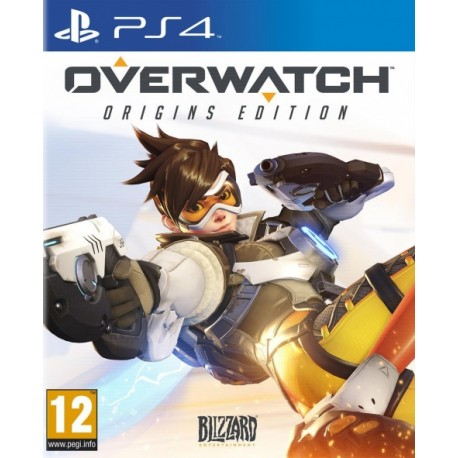 Overwatch jeux ps4