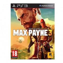 Max Payne jeu ps3