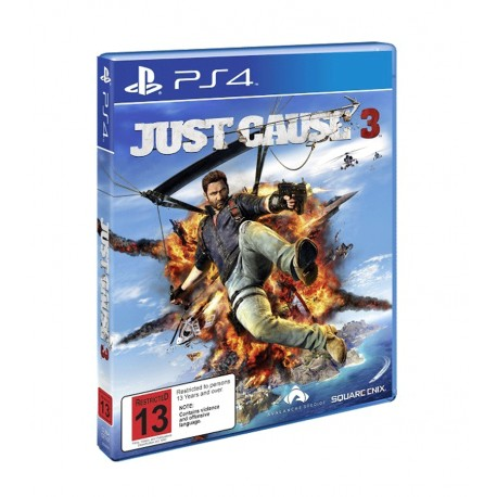 Just Cause 3 jeux ps4