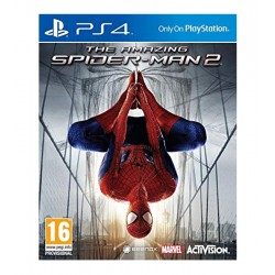 The Amazing Spider Man 2 jeux ps4