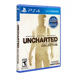 Uncharted The Nathan Drake Collection jeux ps4