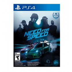 Need for Speed jeux ps4