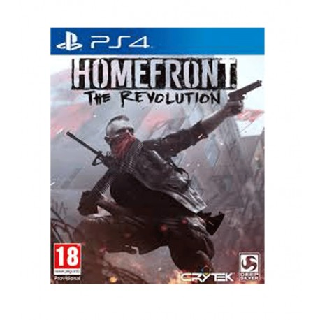 Homefront The Revolution jeux ps4
