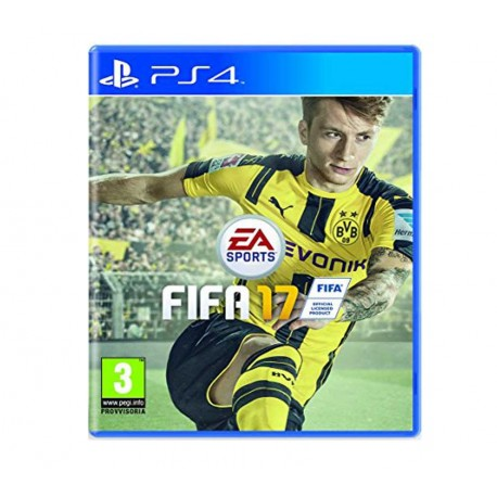 Fifa 17 jeu ps4