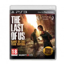 The last of us jeu ps3