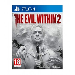 The Evil Within jeux ps4