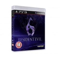resident evil 6 jeu ps3
