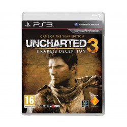 UNCHARTED 3 jeu ps3