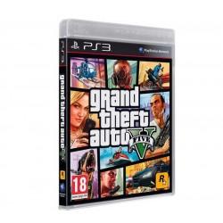 GTA 5 jeu ps3