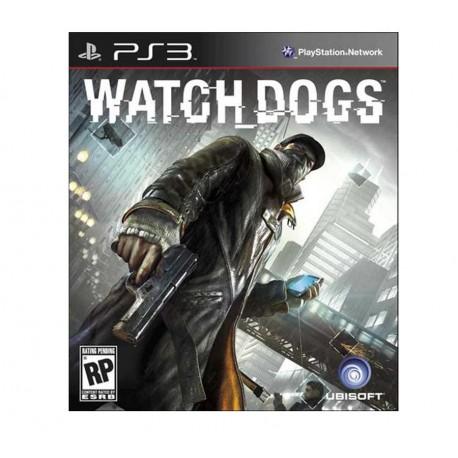 WATCH DOGS jeu ps3