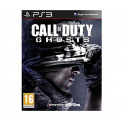 Call of Duty Ghost jeu ps3