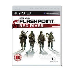 Flashpoint Red River jeu ps3