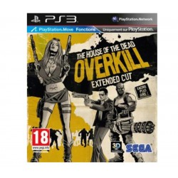 overkill the house of the dead jeu ps3