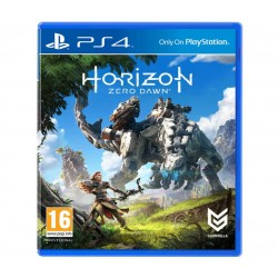 Horizon Zero Dawn jeu ps4