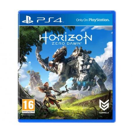 Horizon Zero Dawn jeu ps4