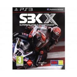 Sbk x superbike world championship jeu ps3