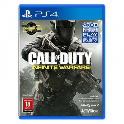 Call of Duty: Infinite Warfare jeu ps4