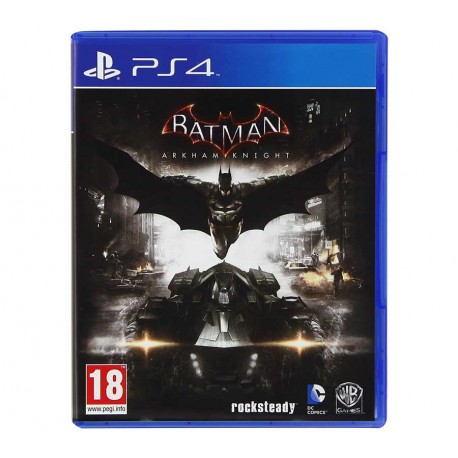 Batman Arkham Knight jeu ps4