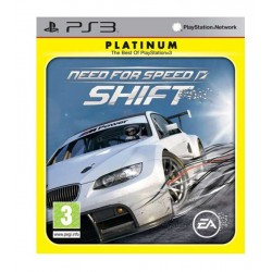 Need for Speed SHIFT Jeu Ps3