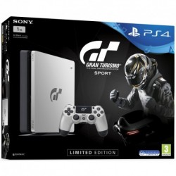 PLAYSTATION 4 1TO + GRAN TURISMO EDITION LIMITÉ