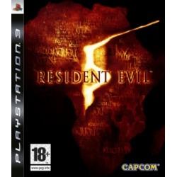 resident evil 5 jeu ps3