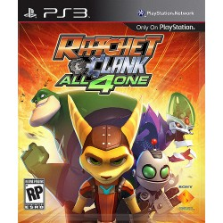 Ratchet & Clank All 4 One Jeu Ps3