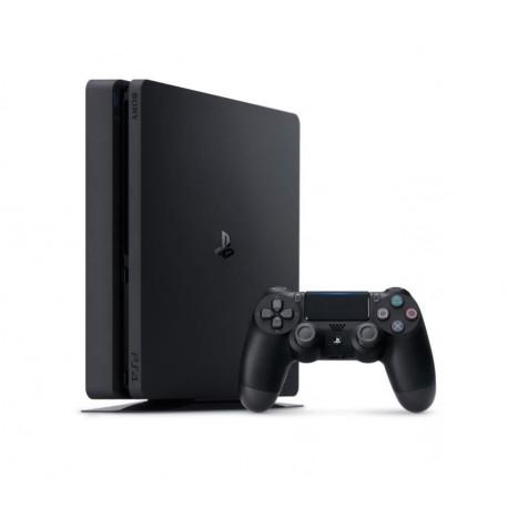 Console de jeux PS4 Slim 1to + Fifa 18
