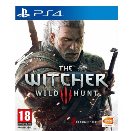The Witcher 3 Wild Hunt jeux ps4