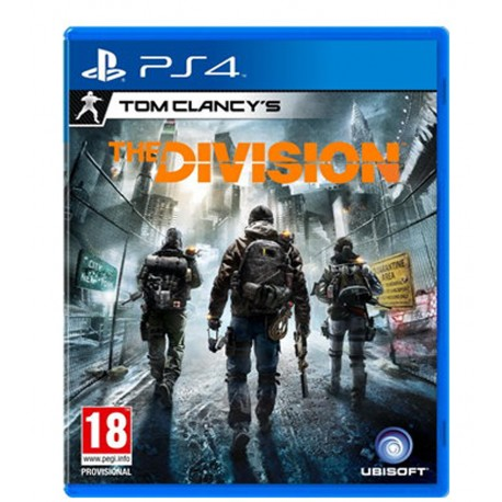 The Division jeux ps4