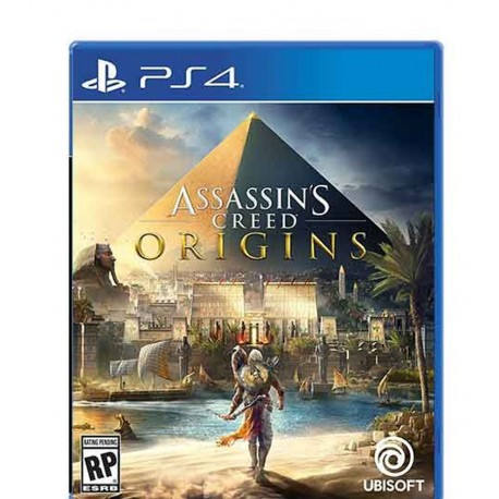 Assassin's Creed Origins jeux ps4