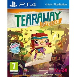 Tearaway Unfolded Jeux p s
