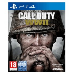 jeux ps4 Call of Duty WWII