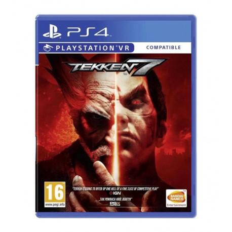 Tekken 7 jeux ps4
