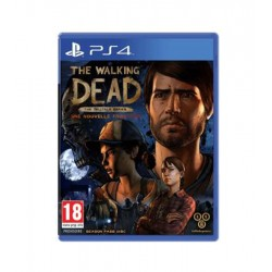The Walking Dead A New Frontier jeux ps4